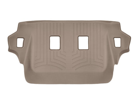 Alfombra WeatherTech para Toyota Fortuner 2012-2015. Incluye: Kit con FloorLiner en color beige