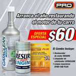 Combo Cataclean - Resurs - DynoPlus