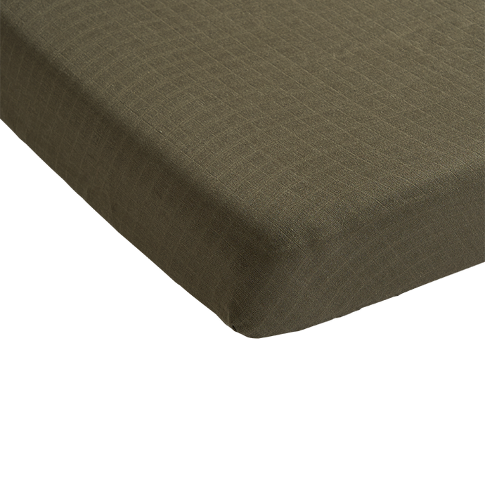 BED SHEET BABY / Army green