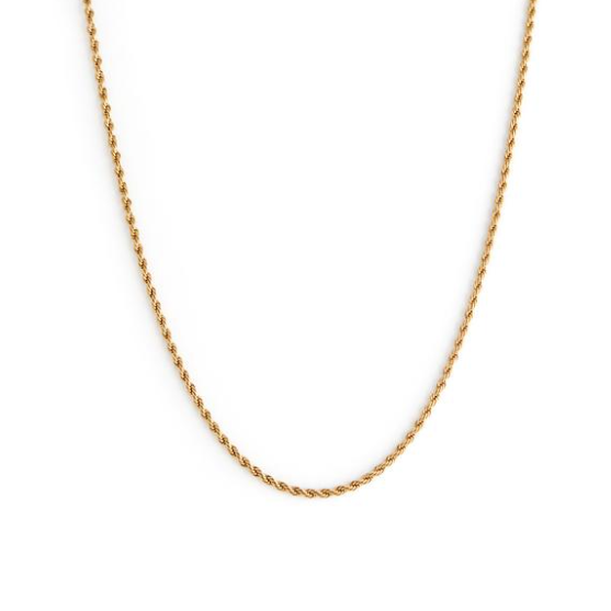 ELIZA ROPE CHAIN THIN