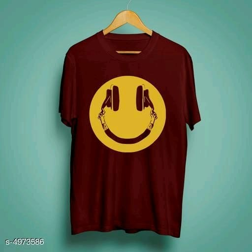 Headphone Smile T-Shirt