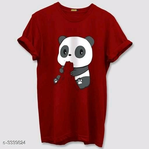Cool Panda Unique T-shirt