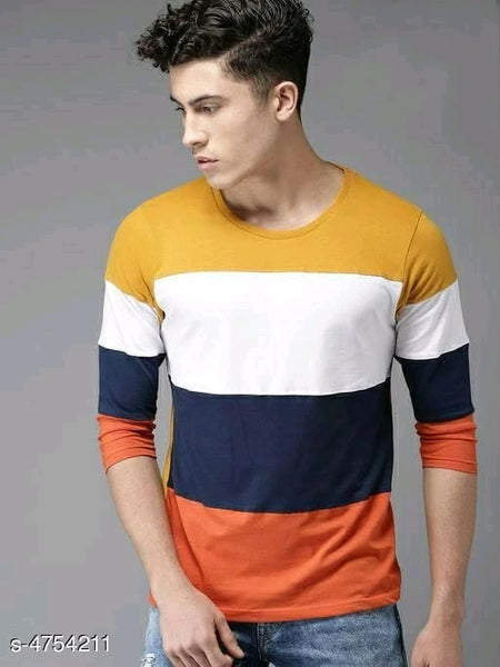 Multi-coloured Trendy T-Shirt