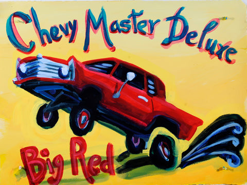 """Chevy Master Deluxe"""