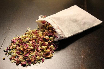 Organic Rejuvenating Bath Tea or Sachet