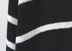 Tracy Striped Cardigan