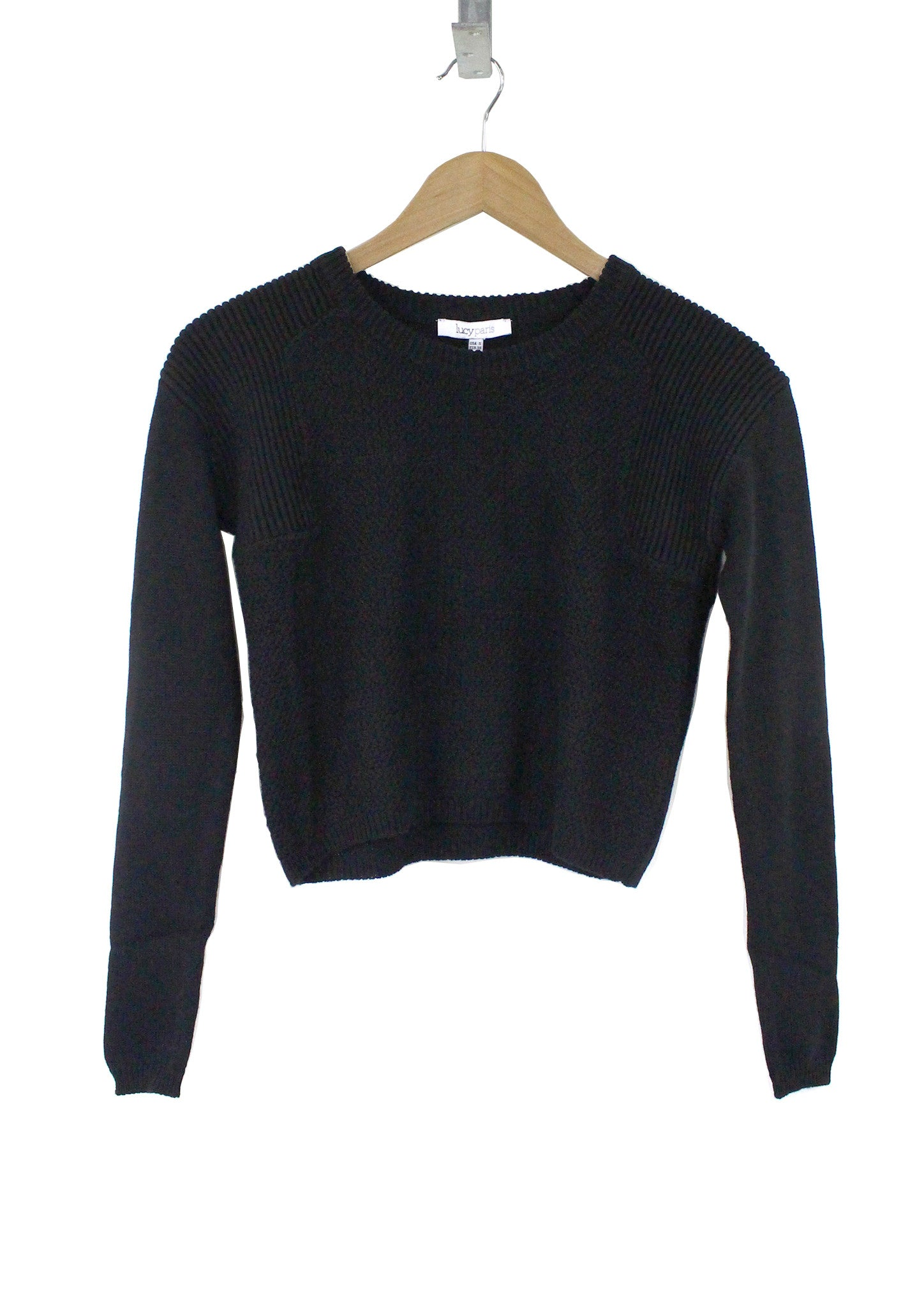 Rebekah Cropped Sweater