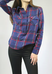 Taylor Plaid Shirt