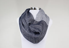 True Gray Scarf