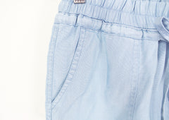 Heidi Light Denim Shorts