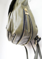 Coco Olive Backpack