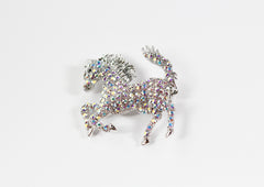 SWAROVSKI Crystal Unicorn Brooch