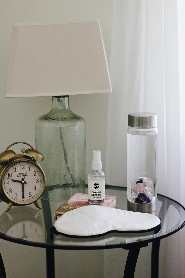 5 Summer Sleep Essentials to Keep on Your Bedside Table