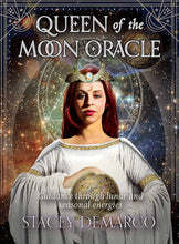 Load image into Gallery viewer, Queen of the Moon Oracle - Stacey Demarco