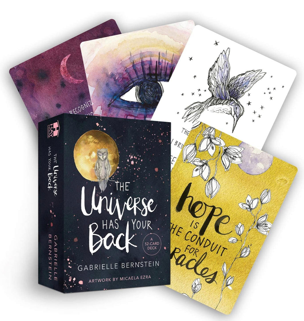 The Universe Has Your Back - Gabrielle Bernstein