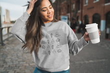 Load image into Gallery viewer, Thanksgiving Long sleeve sweatshirt