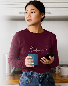 Redeemed Long Sleeve