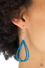 Load image into Gallery viewer, A Standing Ovation - Blue Paparazzi Jewelry