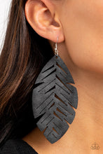 Load image into Gallery viewer, I Want To Fly - Black Paparazzi Jewelry