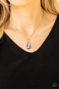 Optimized Opulence - Blue Paparazzi Jewelry