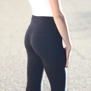 "Ultra Soft Leggings | 5"" Waistband"
