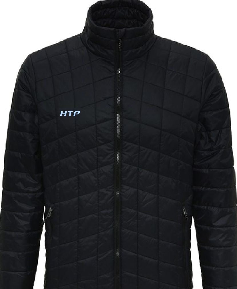 Ultralight Thermo Quilted Jacket Black - Hydra Tech Pro