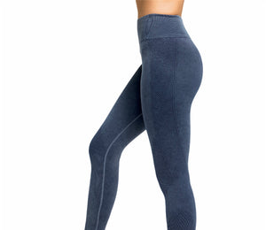 Denim Look Seamless Leggings - Hydra Tech Pro