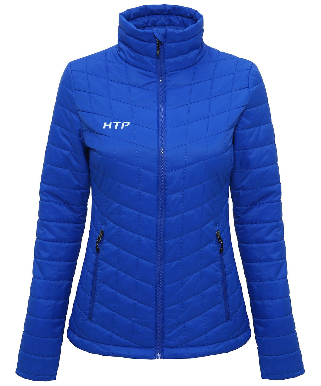 Ultralight Thermo Quilted Jacket Blue - Women's - Hydra Tech Pro