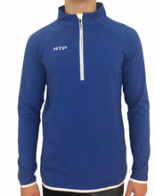 Load image into Gallery viewer, Long Sleeve ½ Zip Top - Hydra Tech Pro