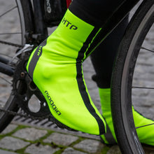 Load image into Gallery viewer, Pioggia Winter Overshoe Flo Yellow - Hydra Tech Pro