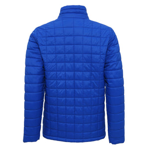 Ultralight Thermo Quilted Jacket Blue - Hydra Tech Pro