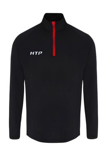 Women's Long Sleeve 1/4  Zip Top - Hydra Tech Pro