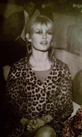 C+D Style: Our Obsession with leopard print coats and the iconic babes who inspired us!