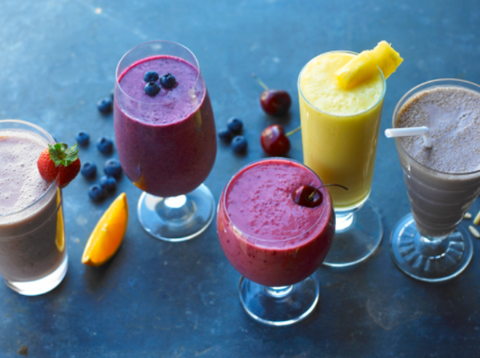 Warm Weather Detox!  4 Smoothie Recipes To Try This Spring