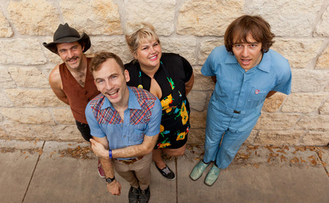 BAND CRUSH!: Shannon and the Clams