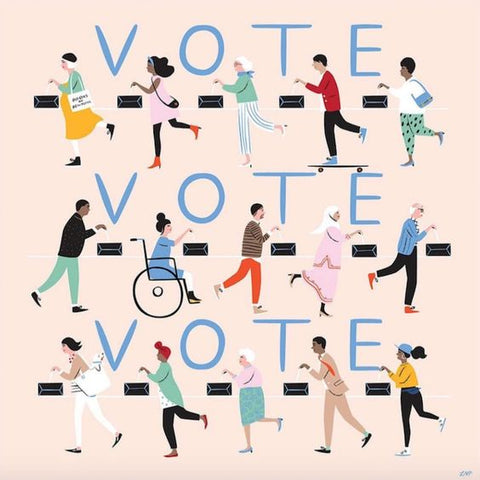 How To Make SURE Your Voice Is Heard In This Election & How To Feel Safe Voting!