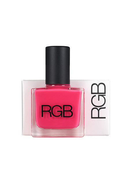 RGB Pink Nail Polish - Cloak and Dagger NYC