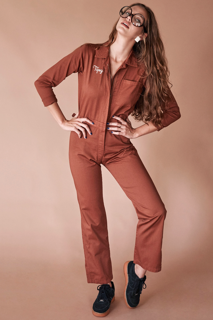 SUGARHIGH LOVESTONED BAR FLY COVERALL