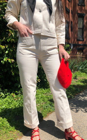 LYKKE WULLF PERFECTED RANCH PANT