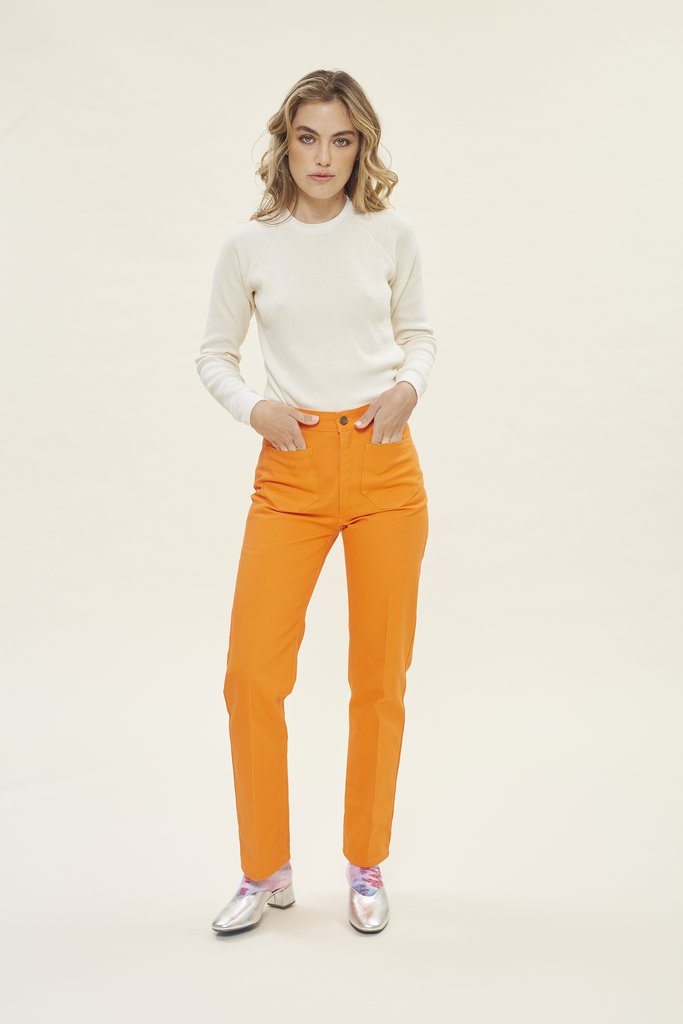 LYKKE WULLF PERFECTED RANCH WORKWEAR PANT - Cloak and Dagger NYC
