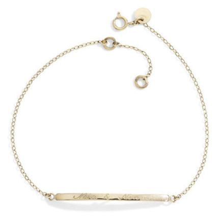 BLANCA MONROS GOMEZ ID BRACELET - Cloak and Dagger NYC