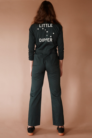 SUGARHIGH LOVESTONED LITTLE DIPPER COVERALL