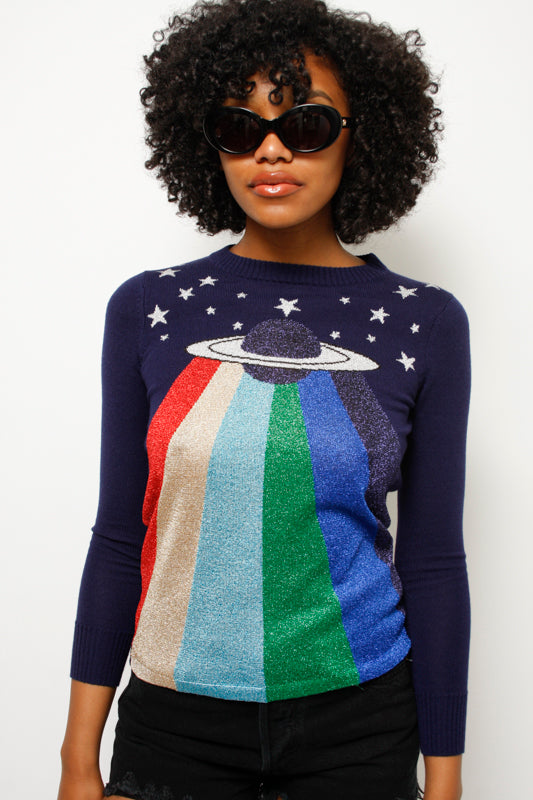 STONED IMMACULATE MAJOR TOM SWEATER