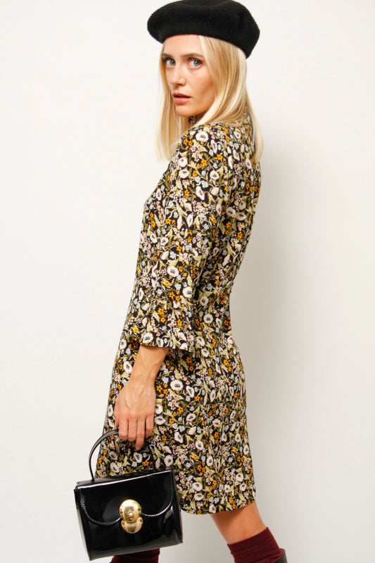 ROLLAS ELIZABETH MEADOW FLORAL DRESS