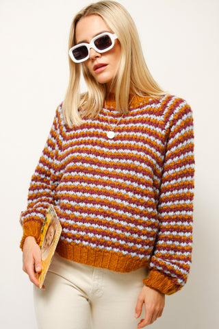 HARRISON CHUNKY KNIT SWEATER