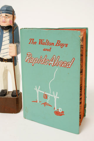 VINTAGE WALTON BOYS BOOK