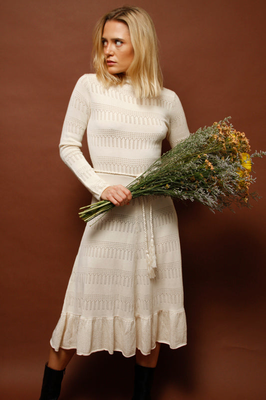 SESSUN KASSARI KNIT DRESS