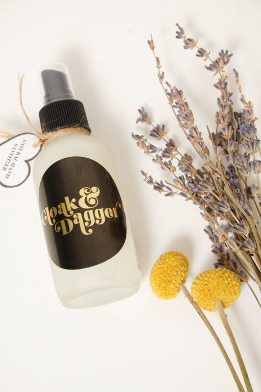 CLOAK & DAGGER NATURAL HAND SANITIZER