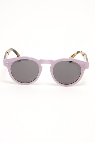 ILLESTEVA LEONARD PURPLE TORT SUNGLASSES