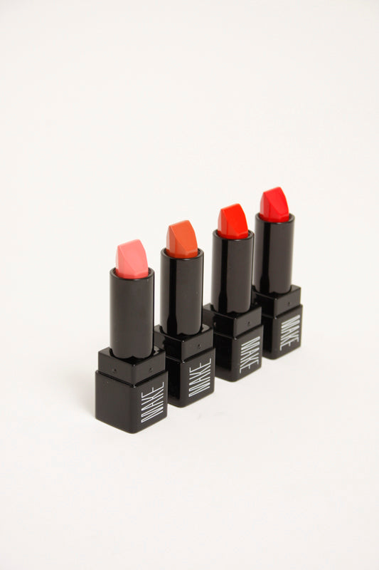 MAKE MATTE LIPSTICK, CORAL - Cloak and Dagger NYC